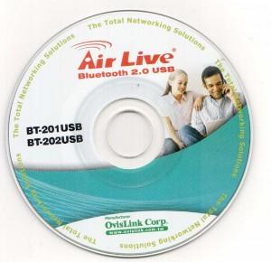 Air Live BT-201USB/BT-202USB