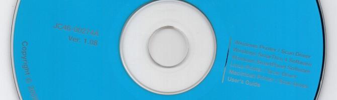 Образ диска Samsung SCX-4200 Series