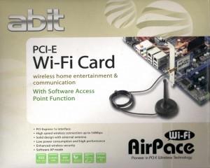 Abit AirPace Wi-Fi