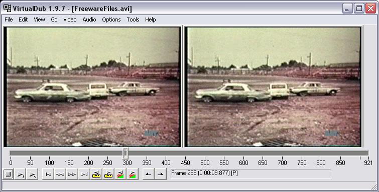 Как Склеить Два Видео Virtualdub