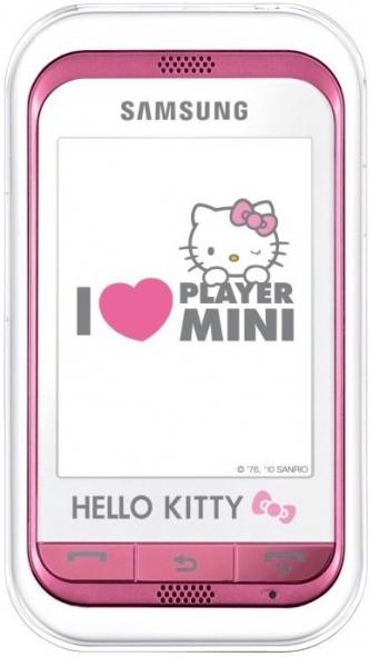 Снятие блокировки телефона Samsung C3300i Hello Kitty