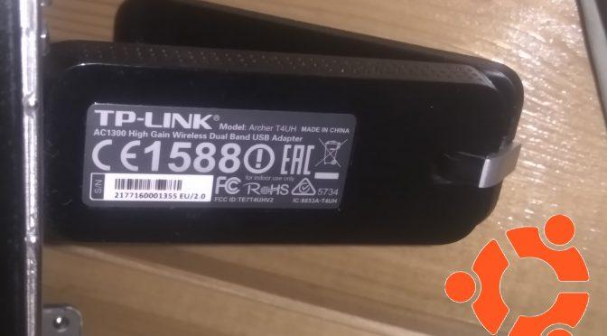 USB Wi-Fi Archer T4U