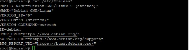Обновляем Debian 7 wheezy до Debian 9 Stretch